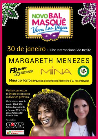 Banner do 'Bal Masqué Recife 2010'